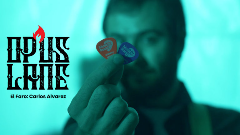 "Introducing ""Opus Lane"", a web series about musicians and their craft"