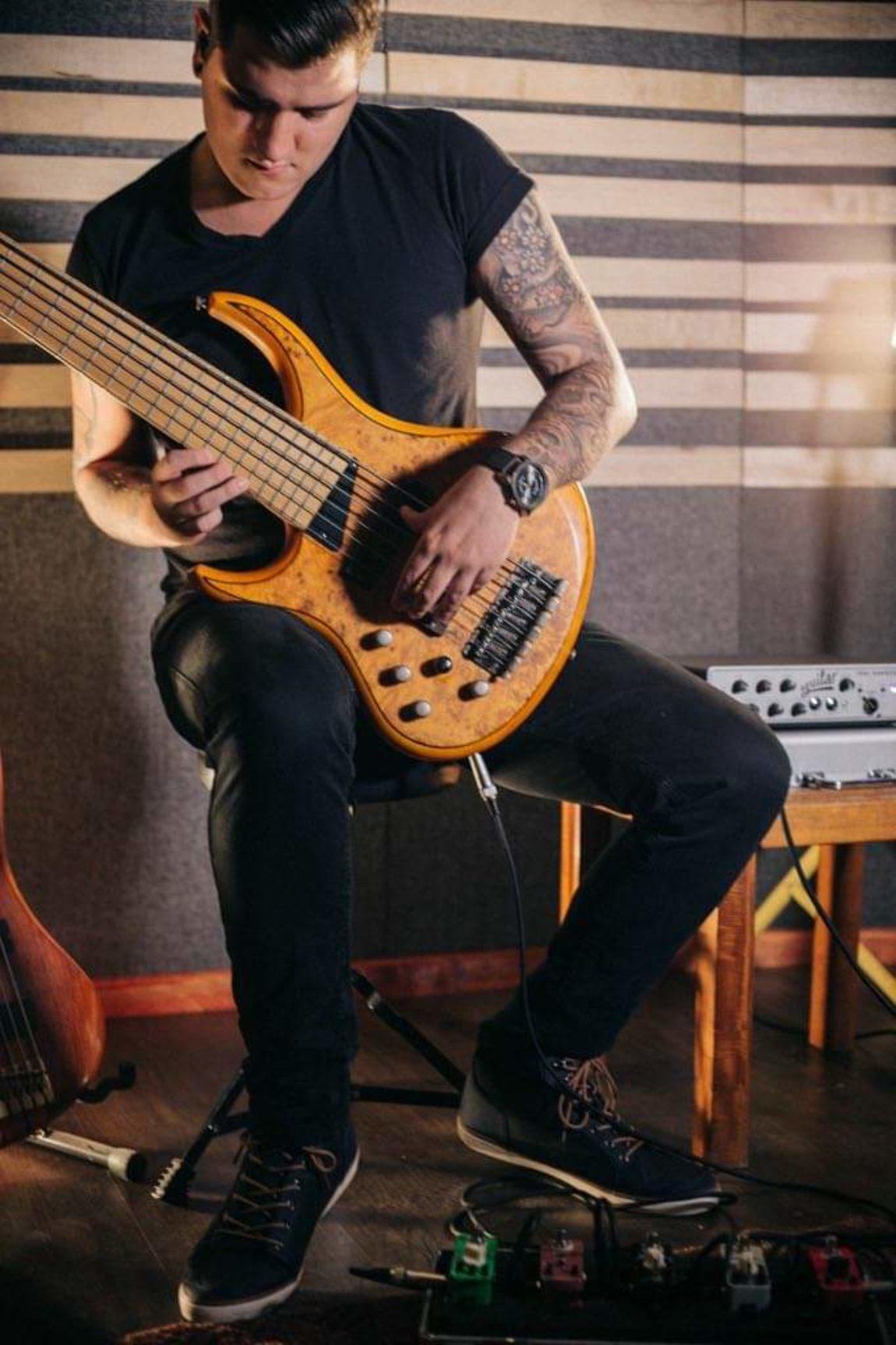 David Sanchez – Musick Road Endorsee