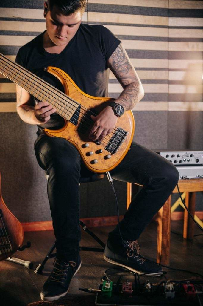 David Sanchez - Musick Road Endorsee