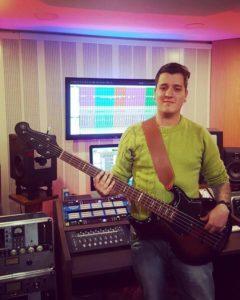 David Sanchez - Musick Road Endorsee