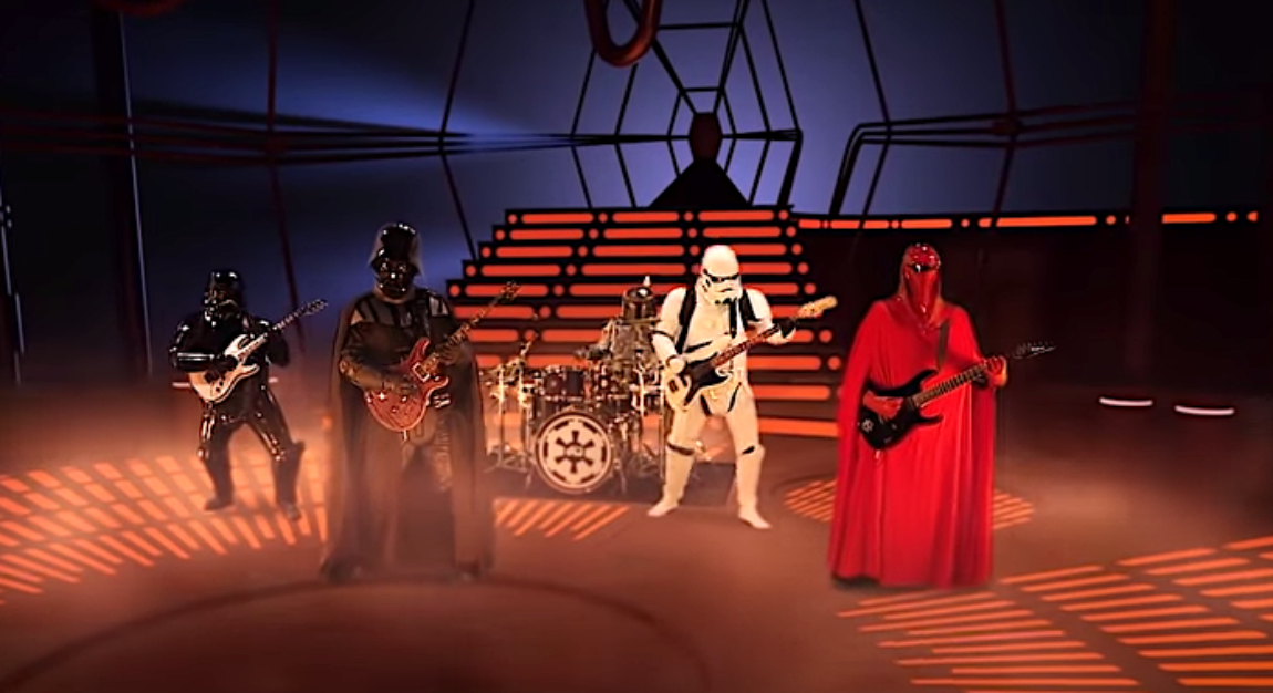 5 songs inspired by Star Wars