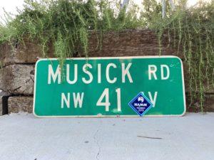 Musick Road Story