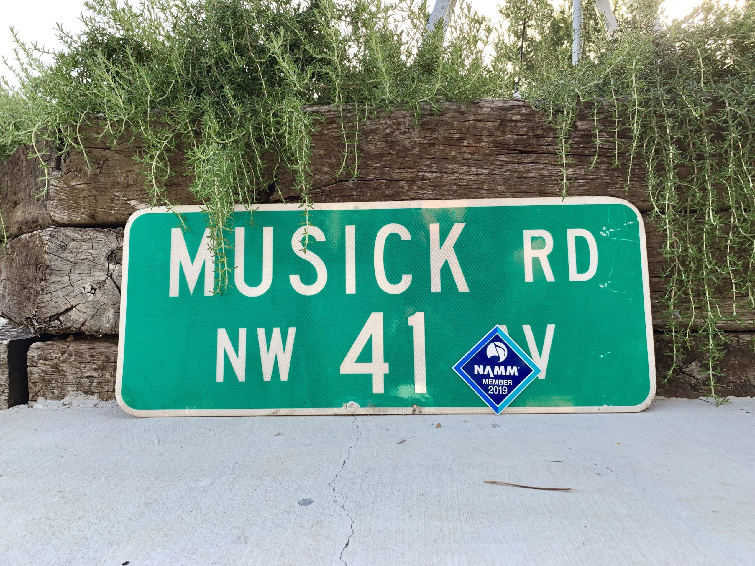 Musick Road Story